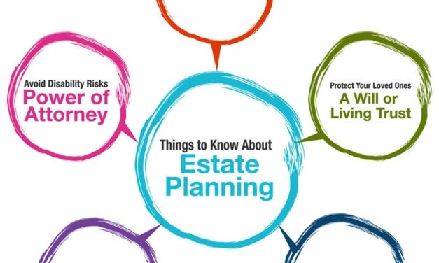 Estate planning will give peace of mind