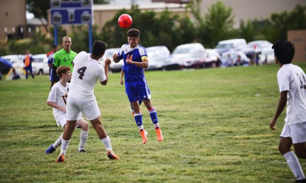 Los Lunas High School boys soccer beats Valley High