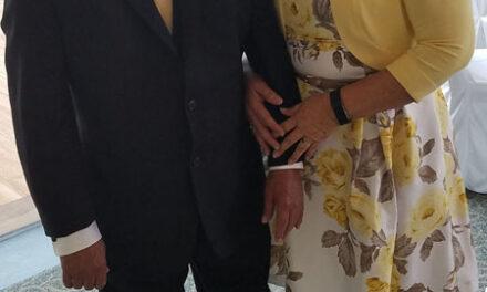 Tafoyas mark 50 years of marriage