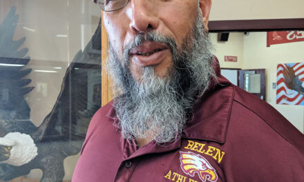 Lawrence Sanchez is new principal at BHS