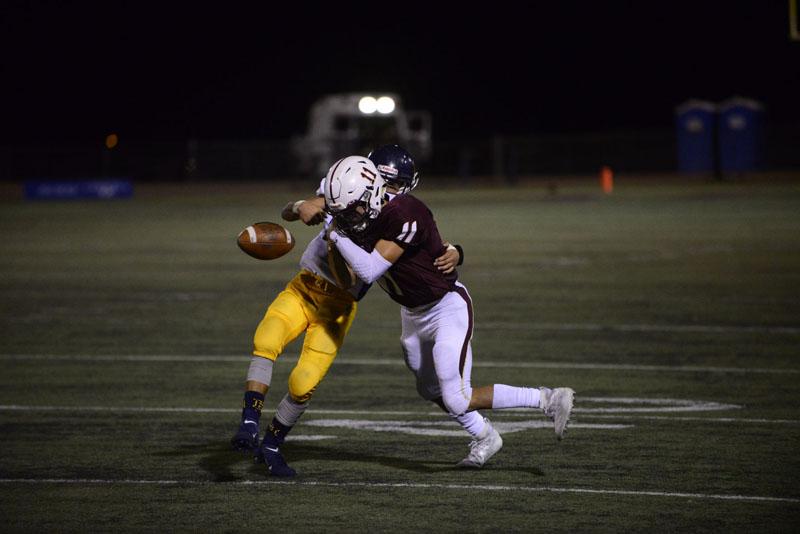 Prep Football: Belen falls to Highland at Homecoming
