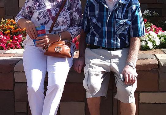 Garcias celebrate 60th wedding anniversary