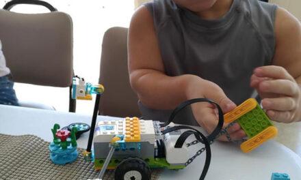 Rio Communities Optimist Club Lego Robotic Camp