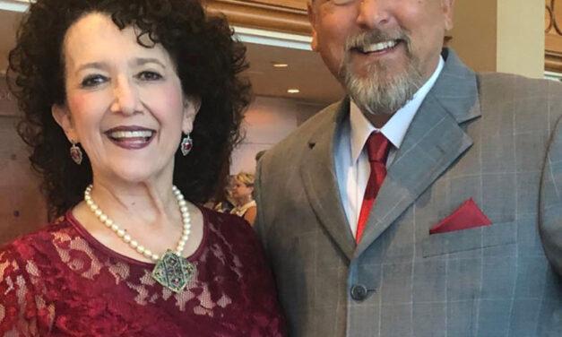 Espinozas mark 40th wedding anniversary