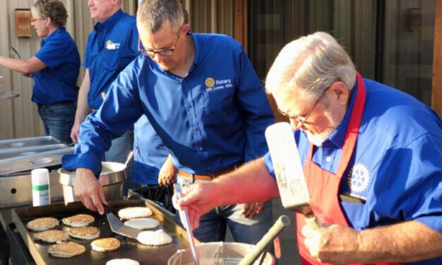 """Rotary Club's """"Pancakes For A Cause"""" Breakfast Sept. 28"""