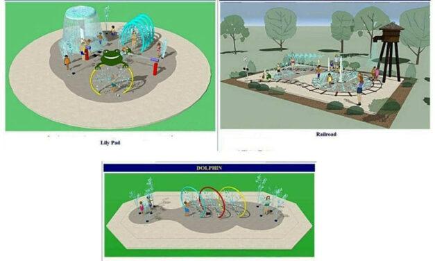 Splash Pad to be built at Daniel Fernandez Memorial Park in Los Lunas