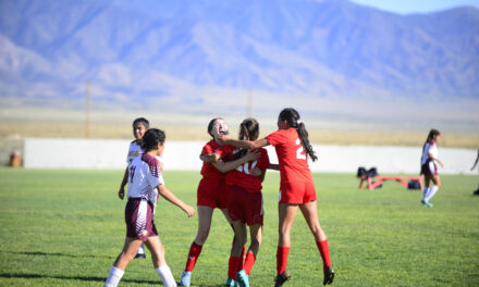 Valencia beats Belen in girls soccer to open district play
