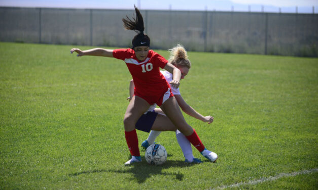 Valencia girls soccer picks up first win of the season