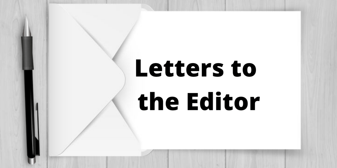 Letters to the Editor (Aug. 12)