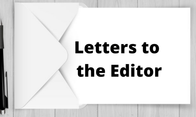 Letter to the Editor (Sept. 23)