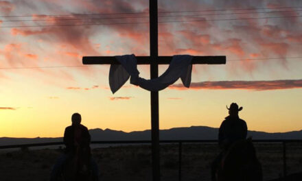 A place to worship, to be yourself and to enjoy the cowboy way of life