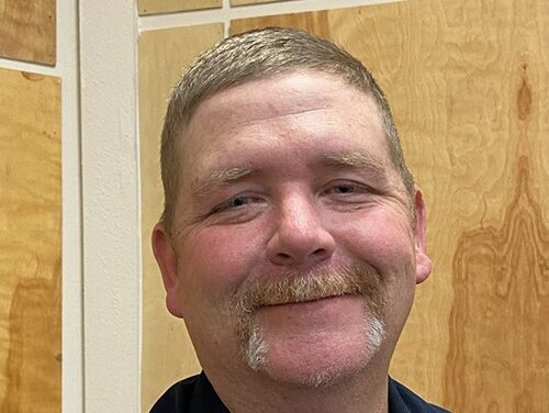 Nathan Godfrey named Belen's new fire chief