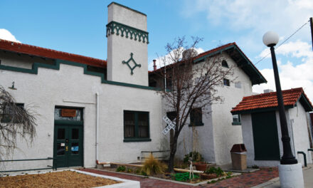 Harvey House shown to potential investors