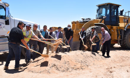 Hundreds of new homes to be built on Belen's west mesa