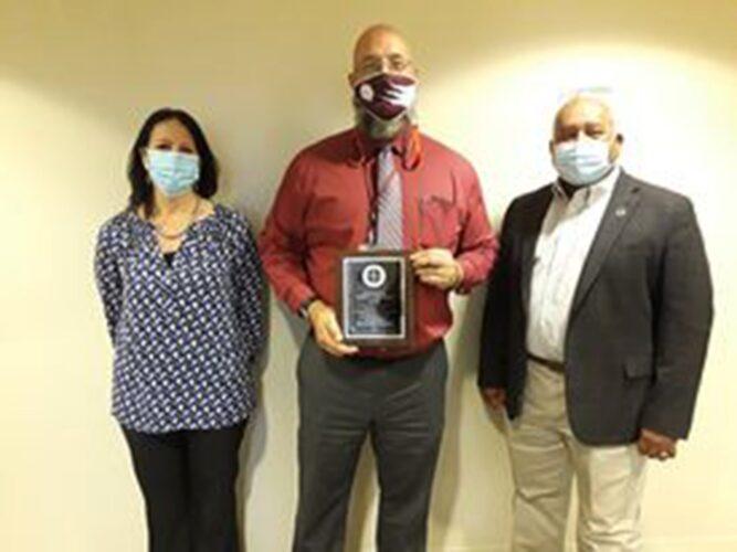 Los Lunas Schools tech department; Belen superintendent honored
