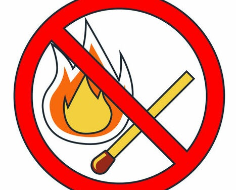 Valencia County Fire Department announces burn ban for unincorporated areas, all municipalities