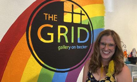 Rainbow Art Walk to be held Saturday on Becker Ave.