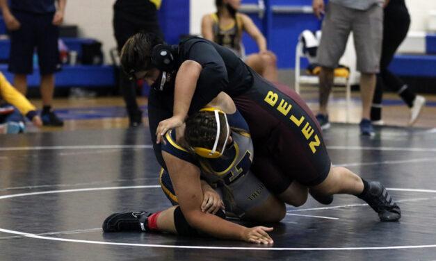 Belen, Los Lunas claim team district wrestling titles