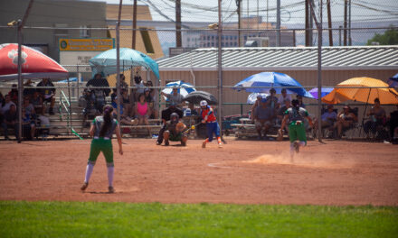 Los Lunas Tiger softball upsets Piedra Vista;  falls to Carlsbad