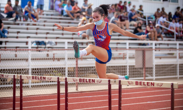Track and field: Belen hosts LLHS and VHS at Jim Burke Invitational