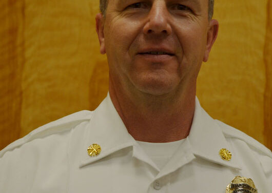 Belen fire chief resigns due to lack of license
