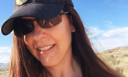 Ginny Adame: DWI coordinator, wife, mother and animal lover