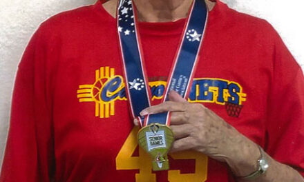 Local athletes earn medals at National Senior Games