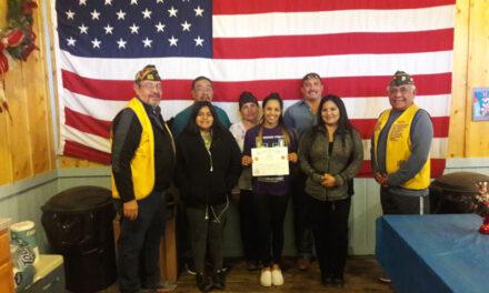 LLHS grad wins VFW essay contest