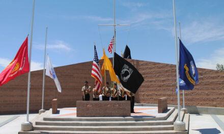 New Belen Veterans Memorial honors local military members
