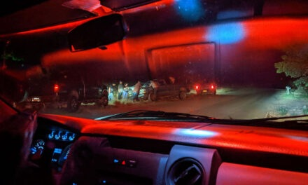 A ride-along with the Valencia County Sheriff's Office