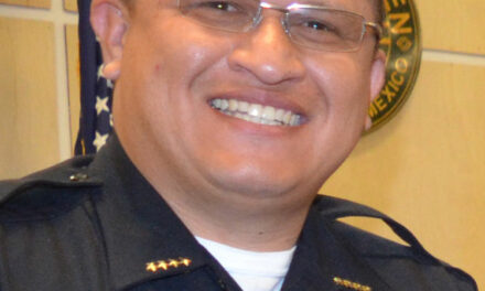 Belen Police Chief Victor Rodriguez on administrative leave