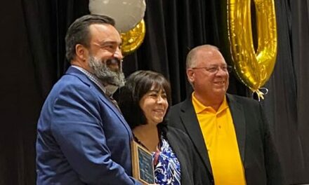 Arsenio Romero named Administrator of the Year