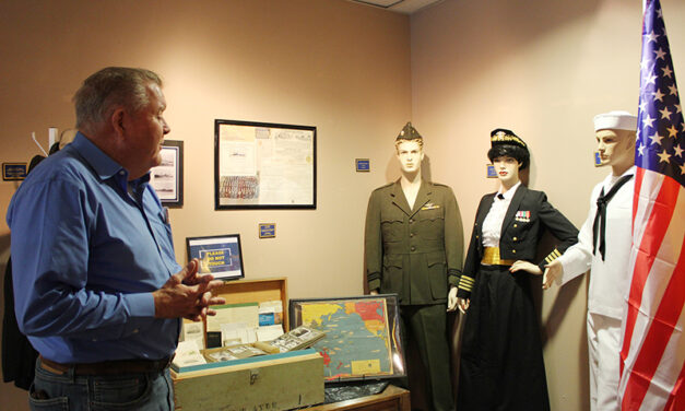 New Mexico's Navy on Display