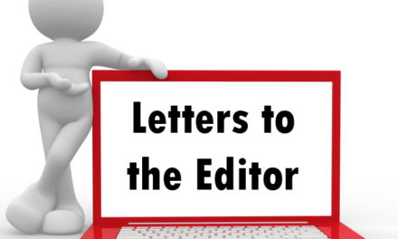 Letter to the Editor (Oct. 21)