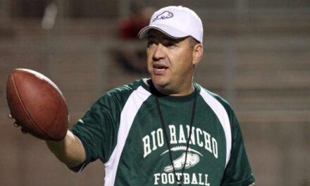 Phil Lopez resigns as Belen football coach