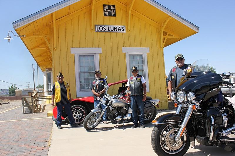 Daniel D. Fernandez VFW Post 9676 has new Rider's Club