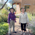 $100 prize awarded for August Yard of the Month, a pollinator's haven