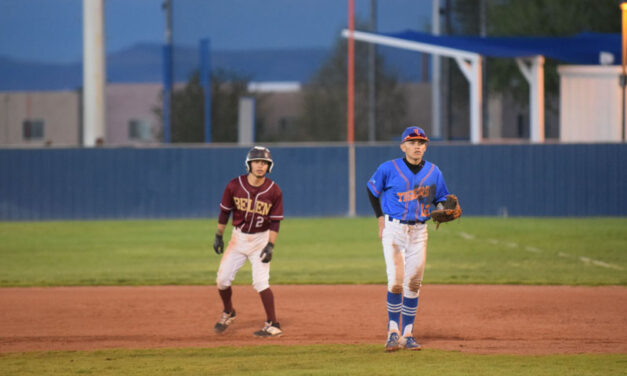 Belen conquers Los Lunas in heated rivalry game