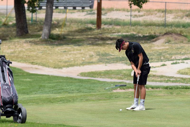 District golf tourney wraps up regular season