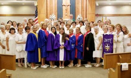 Catholic Daughters of Americas Court celebrate 75th anniversary