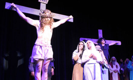 Companions of Jesus of NM's Passion Play