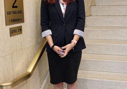 University of New Mexico-Valencia's Hannah Dille named as Coca-Cola Academic Team Silver Scholar