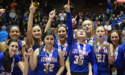 Lady Tigers capture second consecutive state title