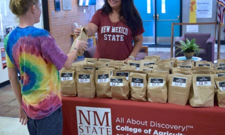 NMSU Extension, community collaborate to address food insecurity