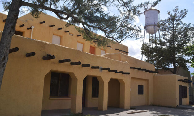 Old Belen City Hall placed on National Register of Historic Places