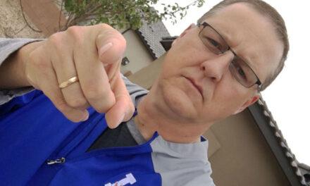 Robert Abney: Los Lunas High School Principal