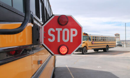 Cameras installed on Belen school buses to record drivers