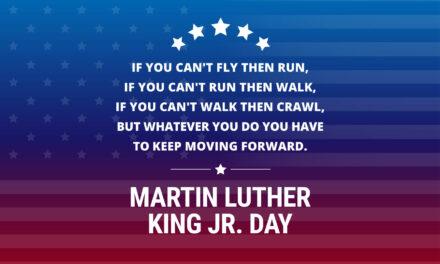 Celebration, remembrance of Dr. Martin Luther King Jr