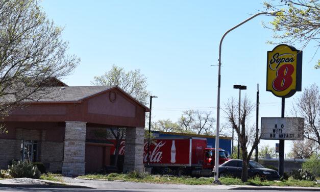 Belen police and fire officials shut down Super 8 Hotel