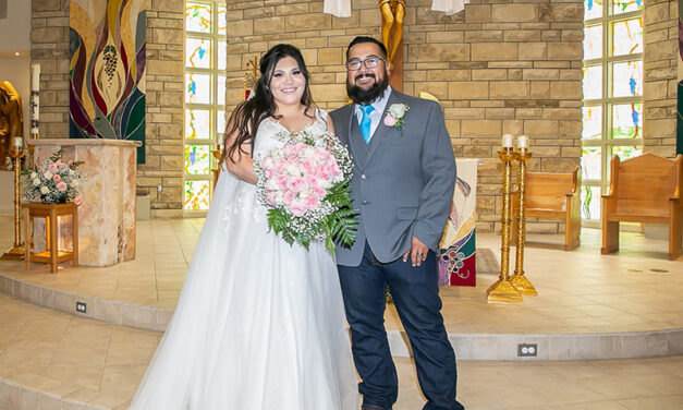 Barba, Roybal married in May